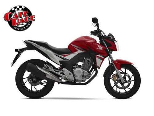 Honda Cb 250 Twister 250cc | Entrega Inmediata Y Empadronada
