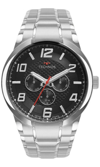 Relógio Technos Masculino 6p79bo/1p Original Nf Garantia
