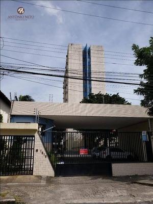 Apartamento Com 2 Dormitórios Para Venda Ou Alugar, 90 M²- Centro - Fortaleza/ce - Ap0362