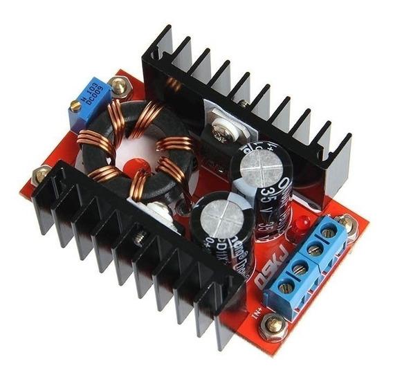 3 X Conversor Dc Dc Dc-dc Step Up 150w Boost 6a Saída