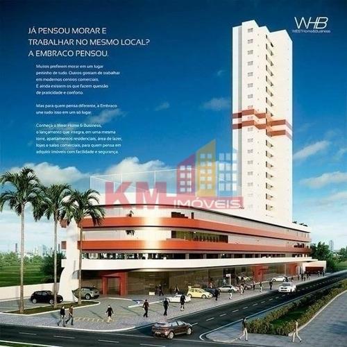 Aluga-se Sala Térrea No West Home E Business - Whb - Sa2960