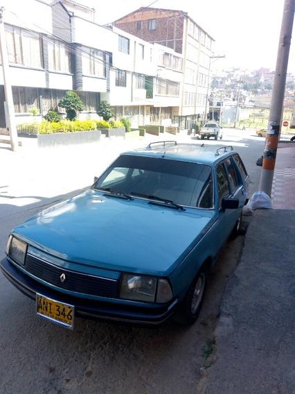 Renault R 18 Se Vende Todo Al Día Transpaso Inmediato 1996