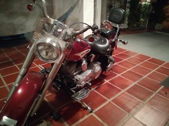 Harley Davidson Heritege 06 Edição Especial Elvis Presley