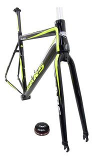 Kit Cuadro Bicicleta Pista 700 Sars Elite Conico Horq Dir Ve