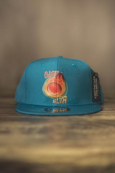 Gorra Azul Cielo, Salva