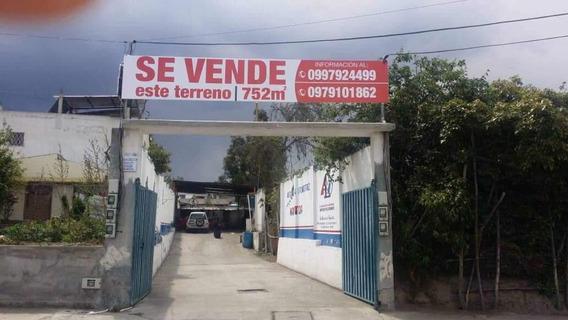 Terreno En Huachi Progreso Ambato