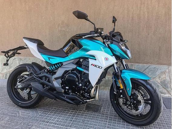 Cf Moto Nk 400 Naked Abs 0km - Spagna