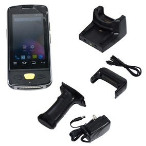 Queima!! Coletor Leitor Dados Android Wifi 3g Chainway C4000