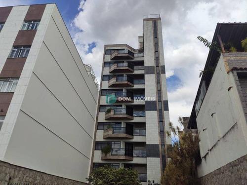 Imagem 1 de 30 de Apartamento Com 3 Dormitórios À Venda, 160 M² Por R$ 850.000,00 - Morro Da Glória - Juiz De Fora/mg - Ap1221