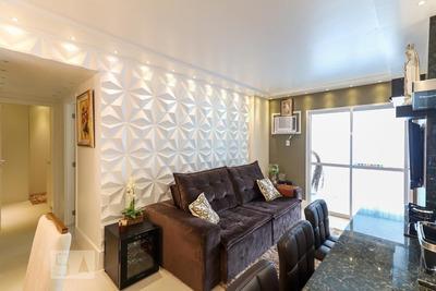 Apartamento No 5º Andar Com 2 Dormitórios E 1 Garagem - Id: 892927773 - 227773