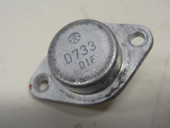 Transistor Sanyo 2sd733 2sd 733 Antigo Usado Maranz Luxman