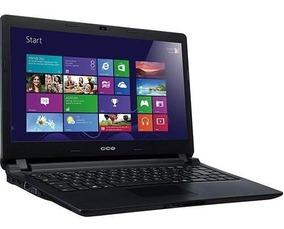 Notebook Cce Dual Core 4gb 320hd Wifi Webcam Hdmi - Novo