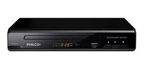 Reproductor Dvd Philco Dvp700 Usb Mp3 Control Remoto