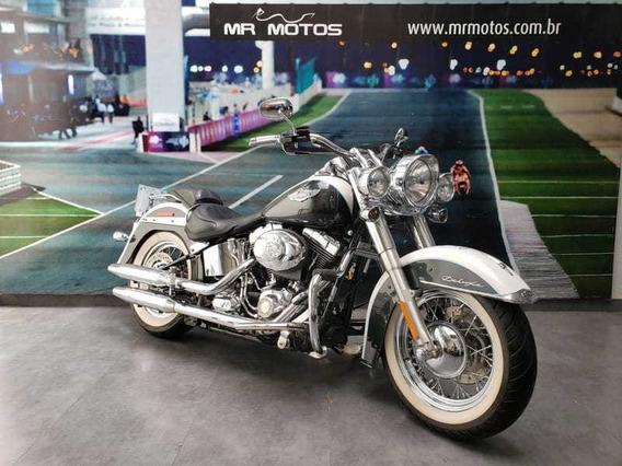 Harley Davidson Flstn Deluxe 2008/2009
