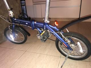 Bicicleta Plegable , Dahon Dove