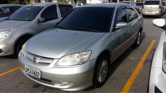 Honda Civic 1.7 Ex Aut. 4p 2005