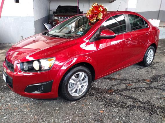 Chevrolet Sonic Lt Aut 2015!! Solo 31,000 Km!!! Impecable!!!