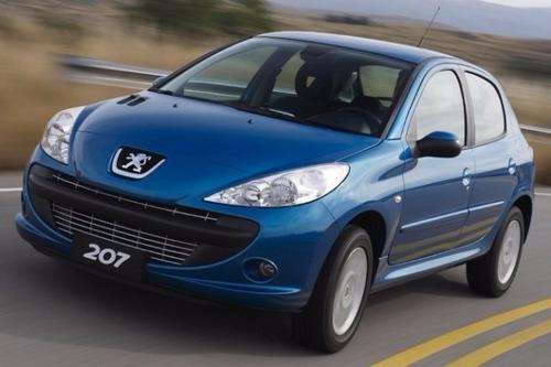 Imagem 1 de 2 de Sucata Peças Peugeot 207 - Motor Câmbio Porta