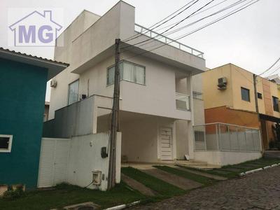 Casa Residencial À Venda, Granja Dos Cavaleiros, Macaé. - Ca0120
