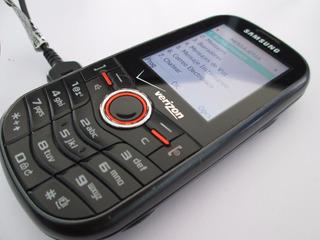 Samsung Intensity U450 Cdma Retro De Colección