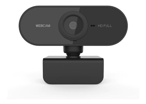 Webcam Full Hd 1080p Usb Para Pc Notebook - Promoção!