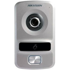 Video Porteiro Hikvision Residencial Ip 1.3 Mp Ds-kv8102-ip