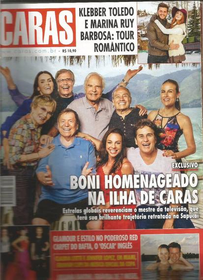 Revista Caras 1059-2014 - Boni - Klebber/marina Ruy Barbosa