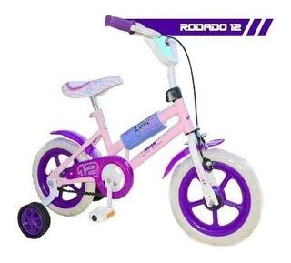 Bicicleta Infantil Rodado 12 Nena O Nene Soundgroup .