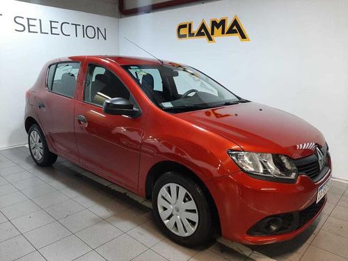 Renault Nuevo Renault Sandero Expression Pack 1.6 8v N  2017