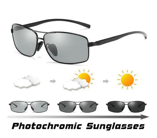 Imagen 1 de 8 de Gafas De Sol Fotocromáticas Hombre Mujer