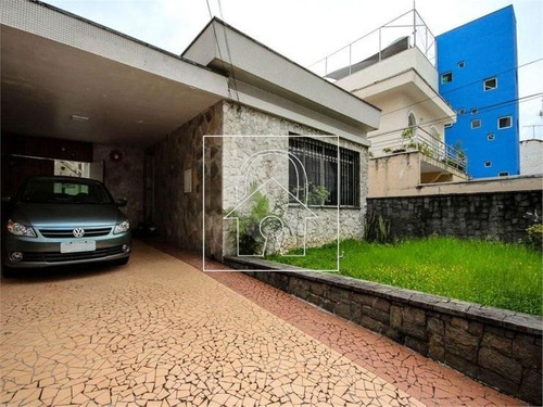 Casa Térrea Em Terreno De 500m² À Venda Na Vila Leopoldina - Ca03015