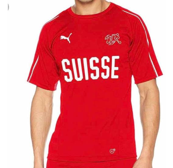 Camiseta Suiza Original Puma