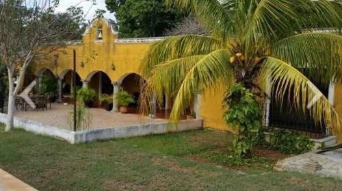 Casa Con Estilo Hacienda Colonial