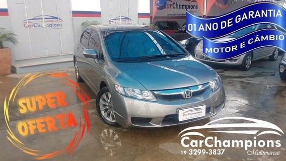Honda Civic Lxl Manual Flex 2010