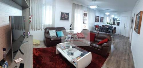 Imagem 1 de 30 de Apartamento Com 3 Dormitórios À Venda, 128 M² Por R$ 1.000.000,00 - Vila Augusta - Guarulhos/sp - Ap2033