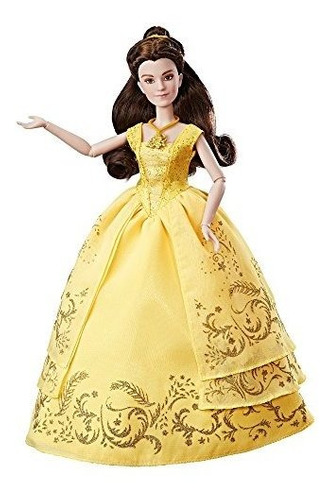 Imagen 1 de 6 de Disney Beauty And The Beast Encantador Vestido De Bola Belle