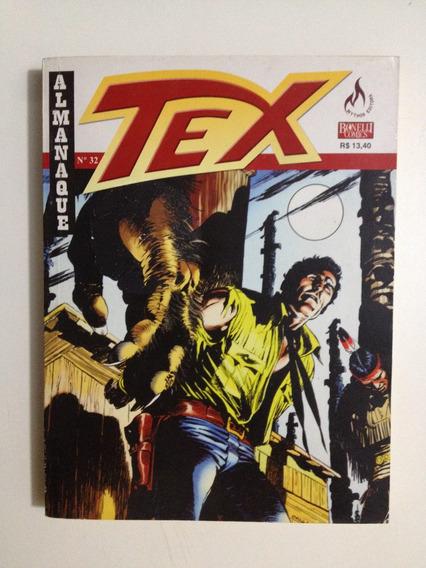 Tex Almanaque Ns. 32 E 38 Lote Com 2 Revistas)