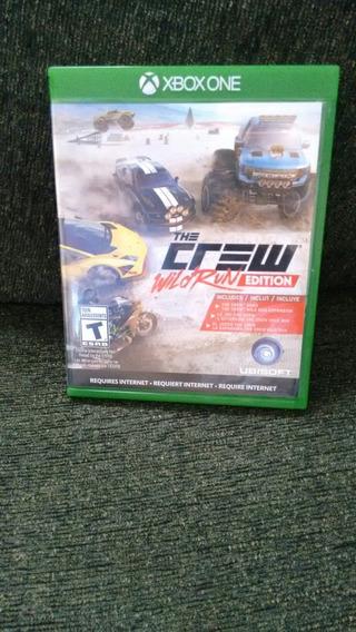 The Crew Wildrun Edition Semi Novo Xbox One