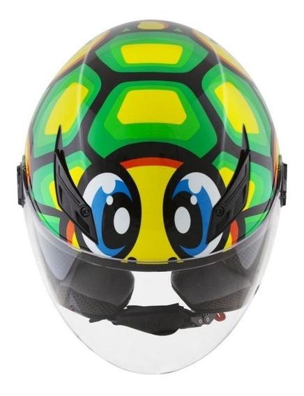 Capacete Agv Blade Turtle Valentino Rossi Vr46