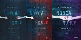 Colección 3x1 Saga Nunca Nunca Colleen Hoover Tarryn Fisher