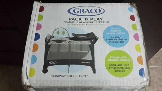Corral Graco Pack And Play Caraway Collection