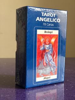 Tarot Angélico 78 Cartas Con Manual El Yazay