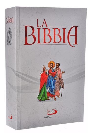 La Bibbia - Bíblia Católica Em Italiano - Frete Grátis