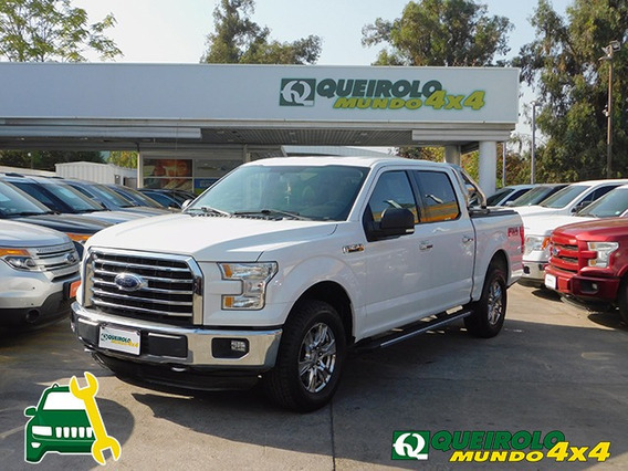 Ford F-150 Xlt 4x4 5.0 Aut 2016