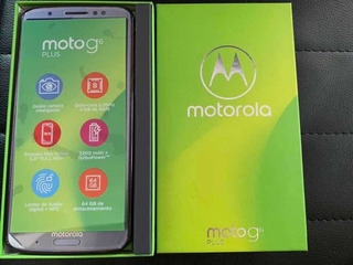 Celular Moto G6 Plus