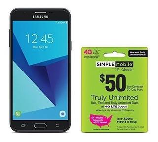 Móvil Simple Samsung Galaxy J7 Sky Pro 4g Lte Smartphone Pre