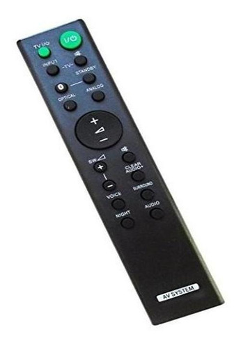 Reemplazo El Control Remoto Compatible Para Sony Htct780 Rmt