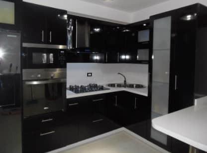 Cocinas Empotradas Modular (250dlr)metro Lineal Base+aereo.