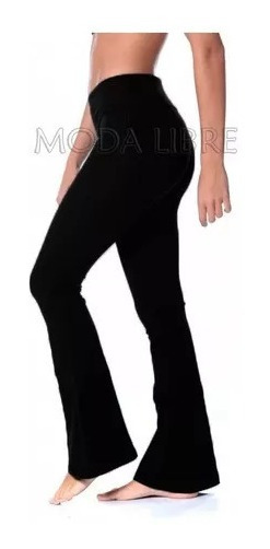 Calza Oxford Tiro Alto 100% Lycra Mujer Talle Especial 3x-6x
