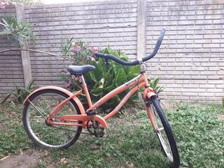 Bicicleta Brisa Rosa